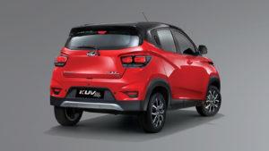 Mahiindra KUV100 NXT tail